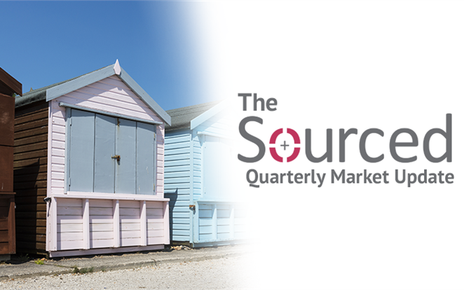 Sourced Quarterly Market - Update Summer 2017
