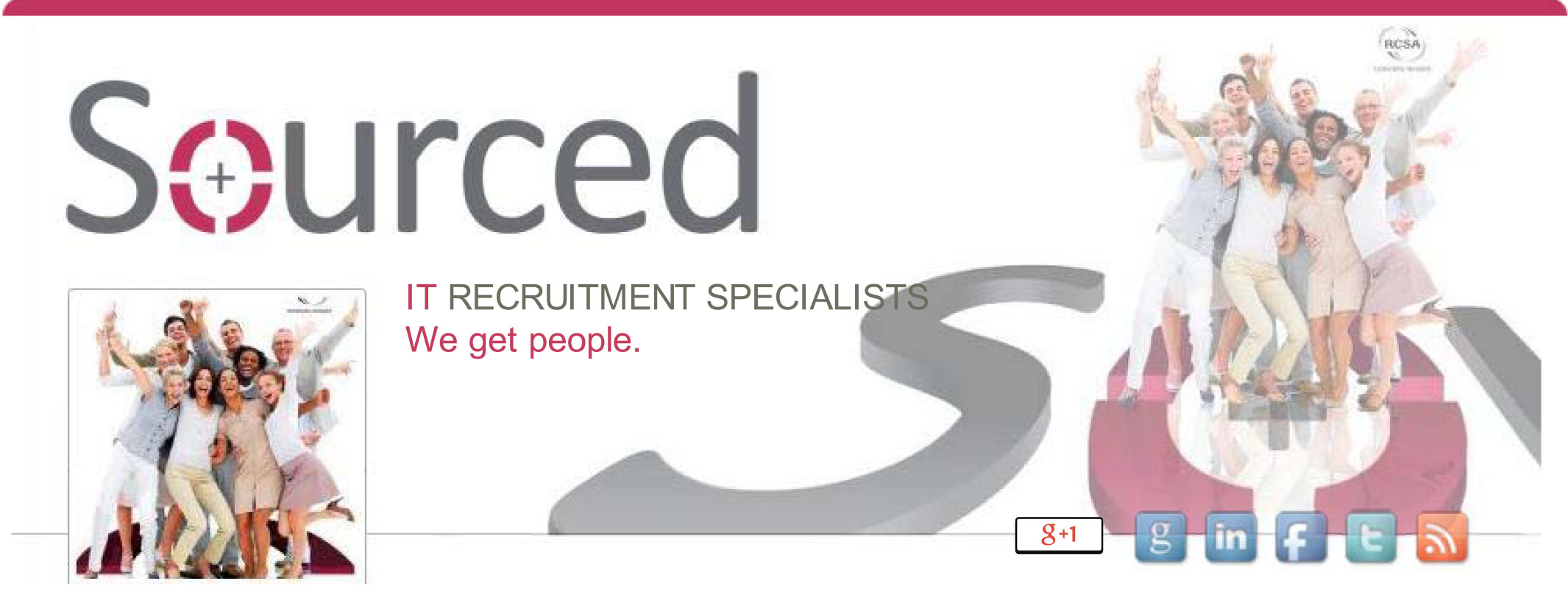 Sourced IT recruitment specialists