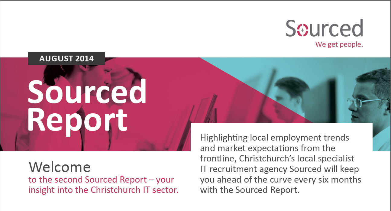 Sourced Report August 2014