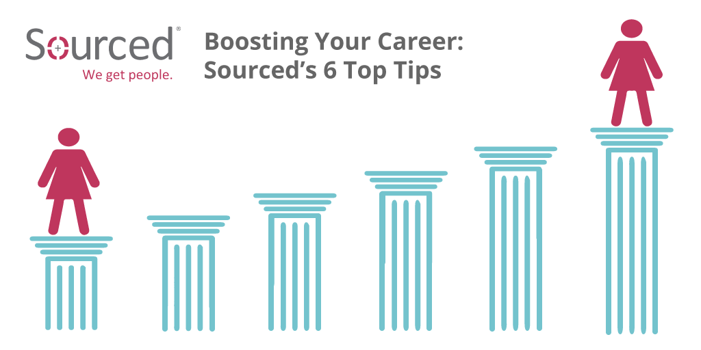 Boosting Your Career: Sourced's Six Top Tips