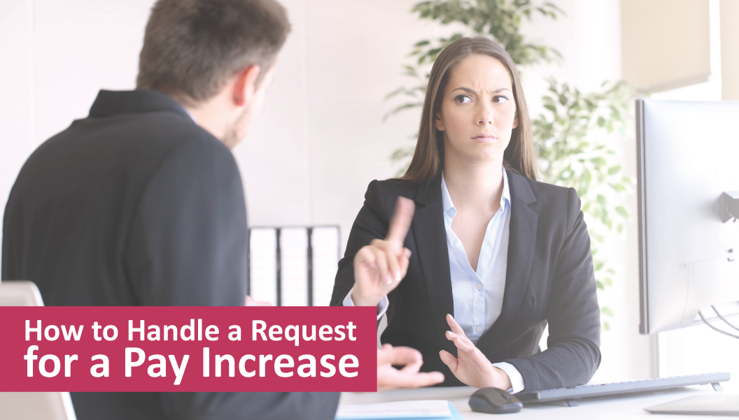How to Handle a Request for a Pay Increase | Sourced Christchurch IT Recruitment