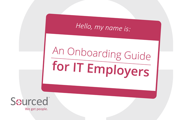 An Onboarding Guide for IT Employers